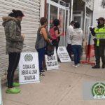 LA POLICÍA, EN CABEZA DEL GRUPO DE PREVENCIÓN Y EDUCACIÓN CIUDADANA REALIZA INTERVENCION A ESTABLECIMIENTOS Y VÍAS PÚBLICAS DEL MUNICIPIO DE SOACHA.
