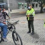 LA POLICÍA FISCAL Y ADUANERA REALIZÓ CAMPAÑA DE PREVENCIÓN DE HURTO A BICICLETAS