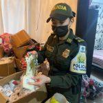 POLICÍA FISCAL Y ADUANERA GENERÓ CONTUNDENTE GOLPE AL CONTRABANDO EN LA CAPITAL DEL PAÍS.