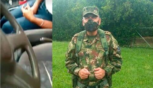 Ejercito reconoce que soldado disparó y asesinó a una mujer en Carreteras del Cauca.