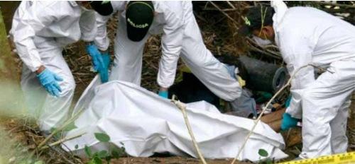 Hallan cadáver en zona rural de Madrid, Cundinamarca.