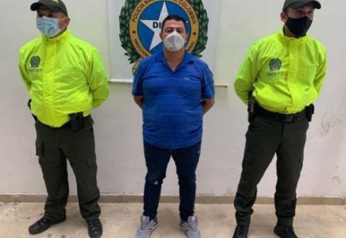 Mediante orden judicial fue Capturado El presunto autor intelectual del asesinato del concejal de Yacopí.