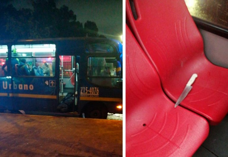 Asesinado hombre dentro de un bus del SITP en Bogotá