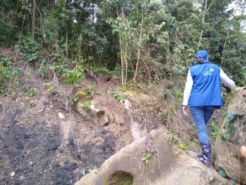 La CAR hace llamado de prevención en municipios de Cundinamarca por las fuertes lluvias