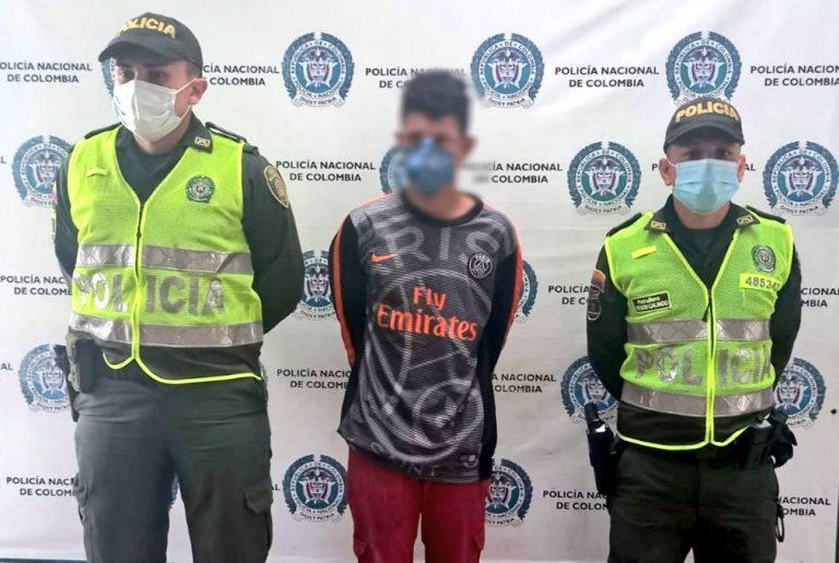En Villeta fue capturado individuo señalado de abuso sexual agravado a menor de 14 años