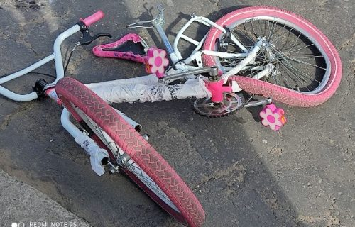 Falleció menor que fue arrollada por un vehículo en Facatativá. - Noticias de Colombia