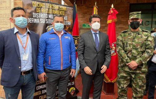 Cundinamarca tendrá 4000 uniformados adicionales para fortalecer Policía Metropolitana de la Sabana - Noticias de Colombia