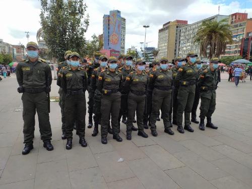 Auxiliares de Policía: Un complemento a la seguridad y convivencia ciudadana