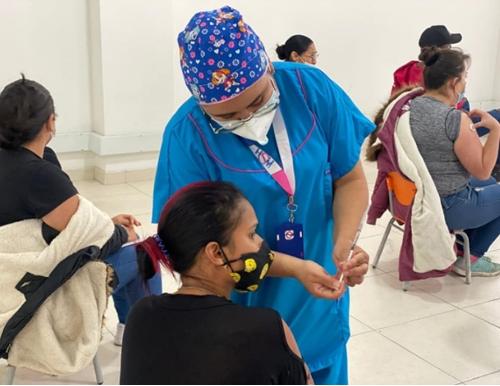 Semana récord de vacunación Covid – 19 en Madrid.