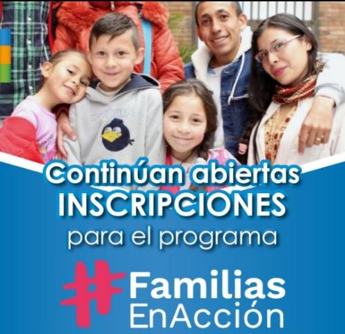 EN MADRID SE AMPLÍAN LAS AYUDAS ECONÓMICAS DEL PROGRAMA FAMILIAS EN ACCIÓN.