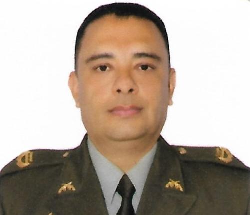 Nombrado comandante del Comando Especial Sabana de Occidente